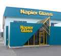 Napier Glass HQ
