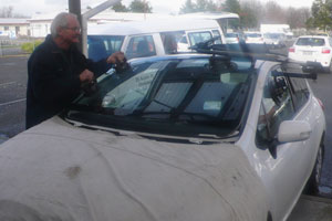 Car windscreen replacement 2 - Napier Glass