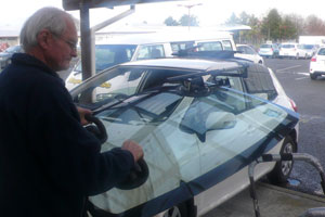 Car windscreen replacement - Napier Glass